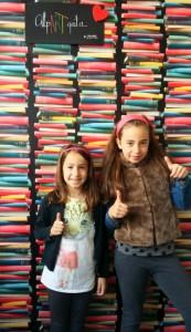 Paola y Bianca