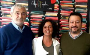 Pericles y Joaquín ALcalde: Economía Social