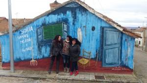 Visita de Esther Bartolome