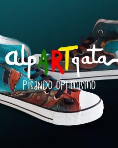 zapatillas-pintadas-alpartgata_dali apaisado