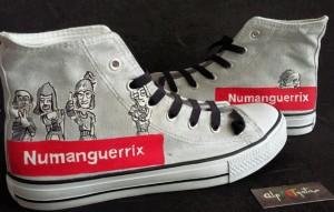 Numanguerrix el producto más innovador que cuenta nuestra historia