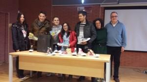Jornadas Emprendedoras Instituto La Rambla