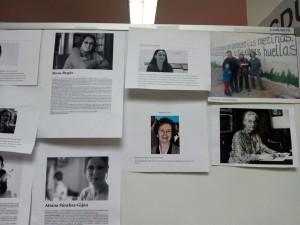 exposicion de la Universidad de Soria creada por alumnos del centro