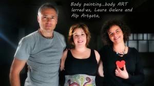 Sesiones de Body ARt
