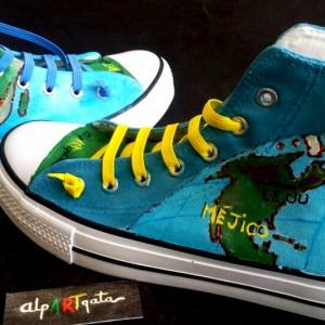 Zapatillas Mundo