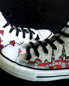 Zapatillas-pintadas-optimistas-personalizadas t