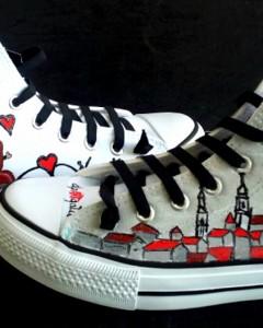 Zapatillas-pintadas-optimistas-personalizadas t