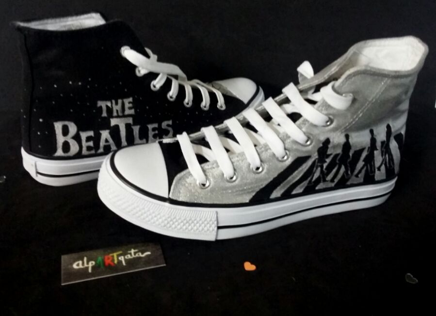 zapatillas-personalizadas-pintadas-the-beatles (1)