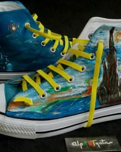 zapatillas-personalizadas-pintadas-alpartgata-noche-estrellada