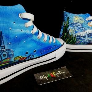 zapatillas-pintadas-personalizadas-va-gogh 2