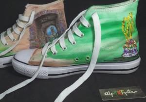 Zapatillas-pintadas-personalizadas-alpartgata-coleccion-capital (1)