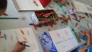 Pintando con MOME
