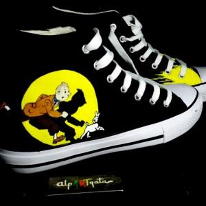 zapatillas-personalizadas-pintadas-alpartgata-tintin (3)