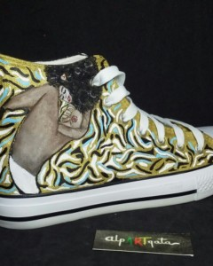 zapatillas-personalizadas-pintadas-alpartgata-danae-klimt (2)