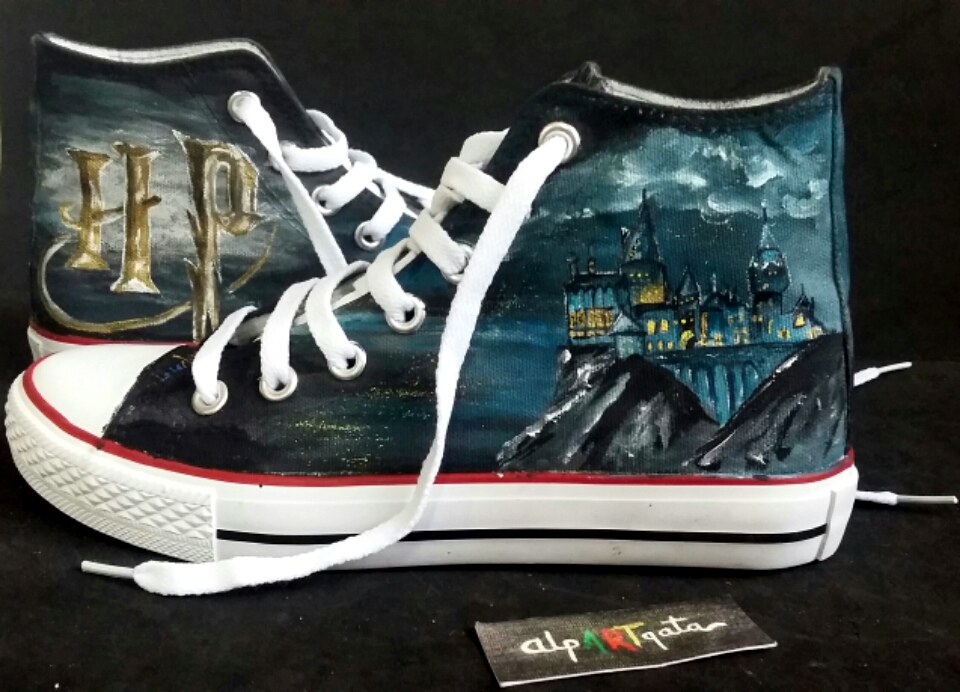 Alpartgata Harry Harry Zapatillas Alpartgata Potter Potter Zapatillas Zapatillas qUpSMVz