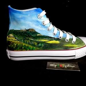 zapatillas-personalizads-pintadas.paisajes- mascotas-alpartgata