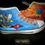 zapatillas-personalizadas-pintadas-a-mano-alpartgata-mazinger z