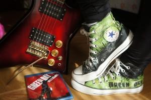 Madrid: Green Day