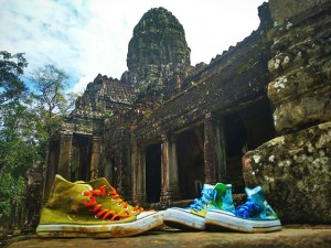 Templo de Bayon, Angkor Wat