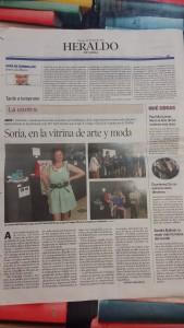 Heraldo de Soria 24/04/2015
