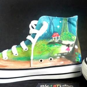 Zapatillas-personalizadas-pintadas-alpartgata-Totoro (12)