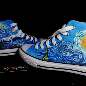 zapatillas-pintadas-personalizadas-va-gogh 3
