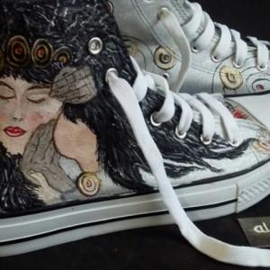 zapatillas-personalizadas-alpartgata-el-beso-de-la-guerrera-klimt-9